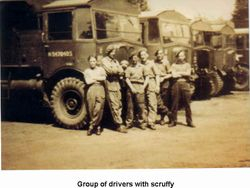 Scruffy and Drivers
