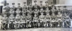 Officers of the 53RD Med Reg RA