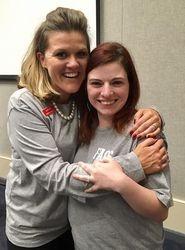 AATFACS New Teacher of the Year Mollie Sanford