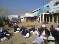 HIRA HIGH SCHOOL CHARGULLI STUDENTS