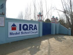 IQRA Model School Chargulli Gate