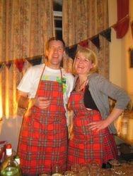 Colin & Joyce - bar staff pros