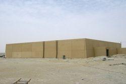 Ground Surface Reservoir, Qatar, Kahramaa