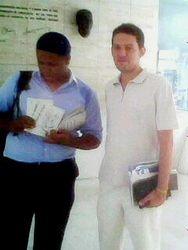 Leonel Ferreira e VFC