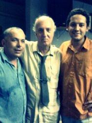 Lecy, Rogerio Salgado e VFC