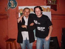 Lecy e Diovvani no Armazem (2008)