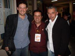 VFC, Kennedy e Lecy no Belo Poetico 2009