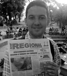 VFC e o Jornal Regional Contagem
