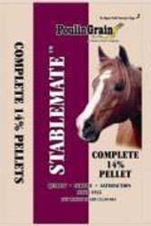 Stablemate? Complete 14% Horse Pellet