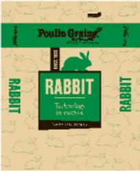 Maintenance 16% Rabbit Pellet - 25lbs