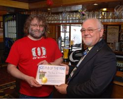 Boat & Horses - Best Pub - Gold Award