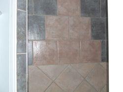 Shower wall design