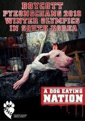 Boycott South Korean Winter Olympics 2018