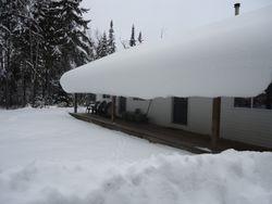 December 2014 snow