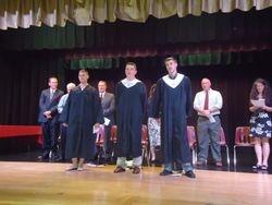Long Lake Central graduates 2015