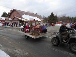 IL Winterfest parade 2013