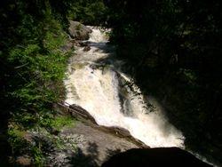 Auger Falls, Wells