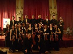 European Student Chamber Orchestra, BalkanTour,  2010