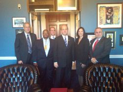 Meeting in Washington