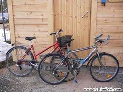 A-puolen polkupyörät