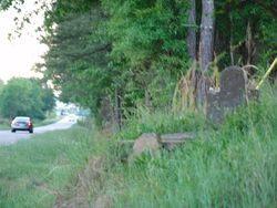 Old Grave by Hwy 11