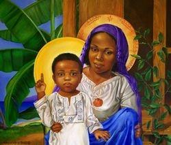 Virgen del Caribe
