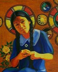 La Hija del Sol, Santa Rosa de Lima