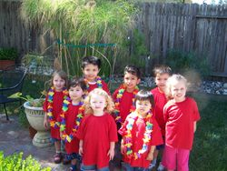Our preschool class