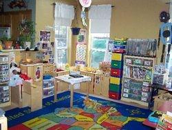 Dramatic play area