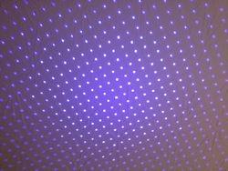 Laser Light Grid
