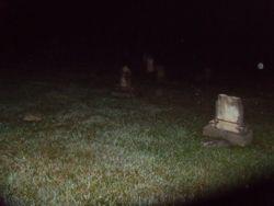 Orb in graveyard