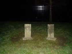 Two orbs along the fence but notice the next picture....