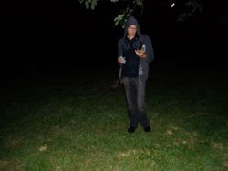 """""""Casper"""" This photo clearly shows what looks like a small ghost near Corwin"""