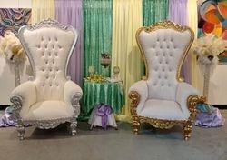 Silver & Gold thrones