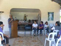 Desamparados Amita Primary School First Consultative Assembly