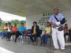 Desamparados Amita Primary School Second Consultative Assembly