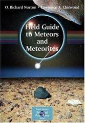 Field Guide to Meteors and Meteorites Book