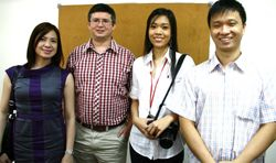 Philippine Astronomical Society with Aubrey Whymark
