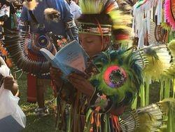 Powwow Booth
