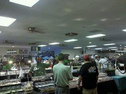 Vendors at work