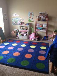 Playroom at A Mommy's Care