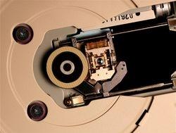 Technologie du DVD