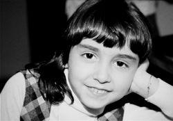 La petite Sylvie Leroux