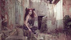 Make-up for KULTUR magazine