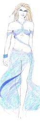 Water Costume Design