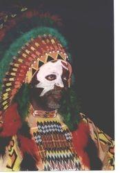 Carnival Portrait