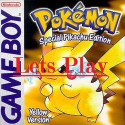 Let's Play Pokemon Yellow Version Episode 1