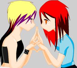 Kari and Lura