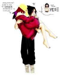 Kari X Sasuke