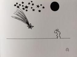 Rabbitman may make a wish